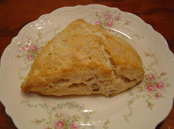 Pecan Spice Scones Recipe