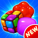 Sweet Candy Witch - Match 3 Puzzle Free Games icon