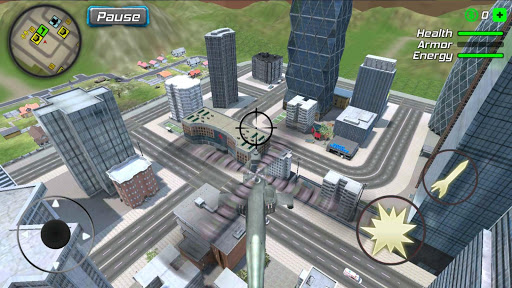 Black Hole Hero : Vice Vegas Rope Mafia 1.0.3 screenshots 23
