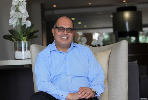 Edward Kieswetter is the new SARS commissioner.
