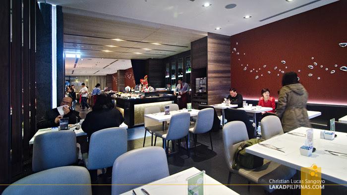 Taipei Westgate Hotel Restaurant