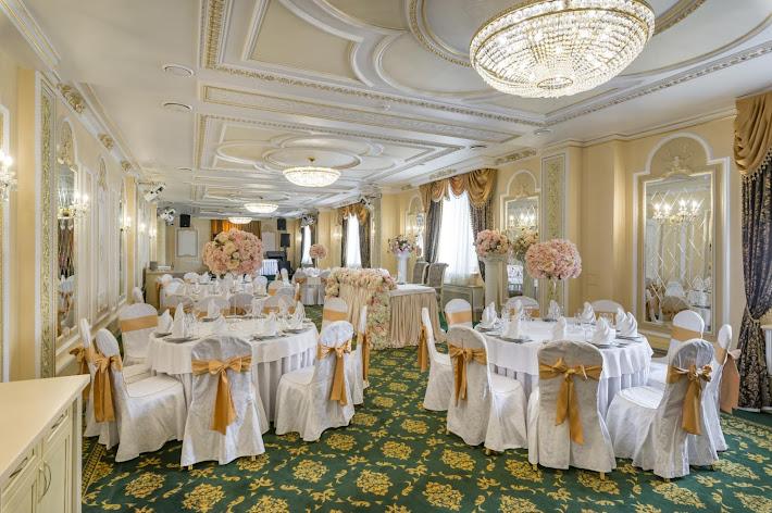 Фото №6 зала Зал «Версаль»