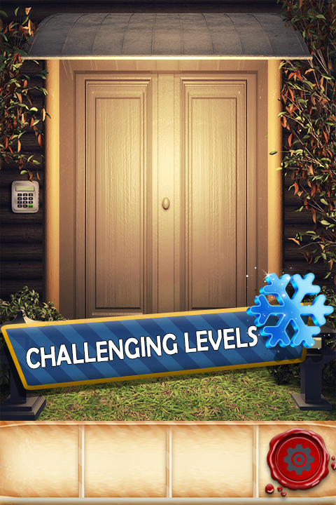Screenshots of 100 Doors - Seasons for iPhone