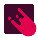 Meteor Swipe - Fast, small icon