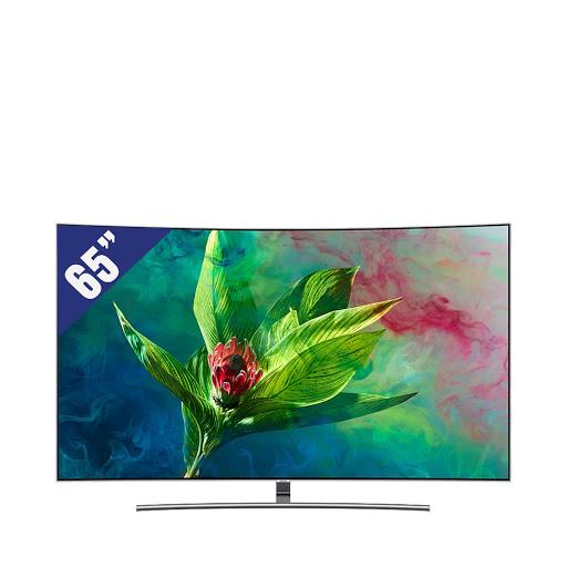 Smart Tivi màn hình cong 4K QLED Samsung 65 inch 65Q8CNA