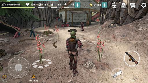 Dark Days: Zombie Survival 1.1.14 screenshots 1