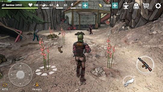 Dark Days Zombie Survival Apk Mod Dinheiro Infinito 1