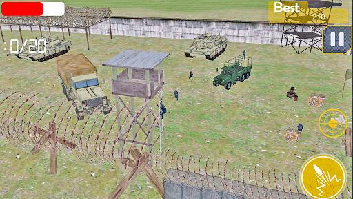 Code Triche Hu00e9licoptu00e8re Tournage Gunship Guerre APK MOD screenshots 4
