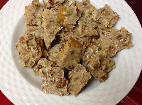 Pecan Bark Recipe