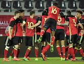 De U21 van België wonnen met 2-1 van Malta