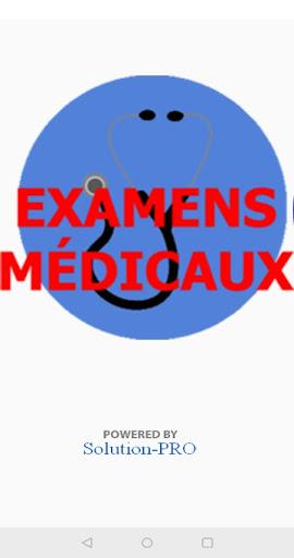 لقطات من الاختبارات الطبية 1