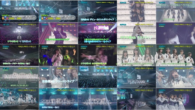 190317 (720p+1080i) 日向坂46 Part – Japan Countdown