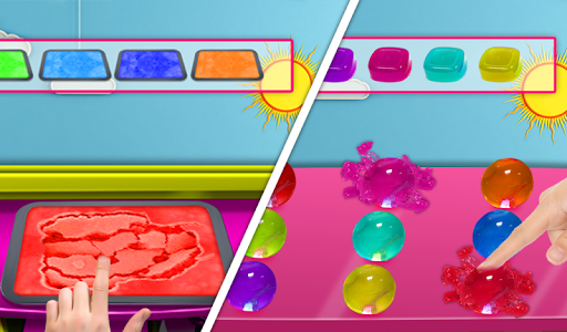 DIY Makeup Slime Maker! Super Slime Simulations screenshot 16