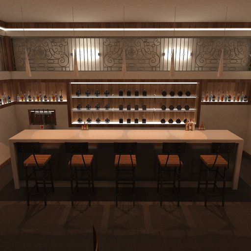 Escape Game:BAR