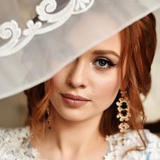 Wedding photographer Darya Marsheva (lapuik93). Photo of 09.04.2018