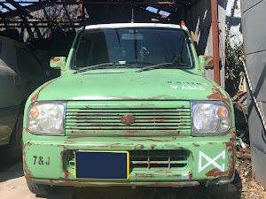アルトラパン HE21S 4WDのカスタム事例画像 SHANKSさんの2020年04月14日09:39の投稿