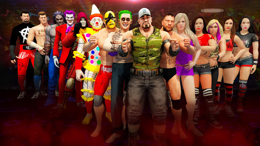 Pro Wrestling Battle 2019: Ultimate Fighting Mania  screenshots 5