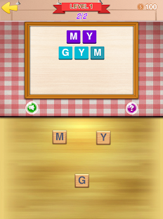 Word Cookies 2017 - Word Blocks & Connect Puzzle- screenshot thumbnail