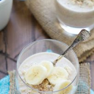 Peanut Butter and Banana Overnight Oats Recipe