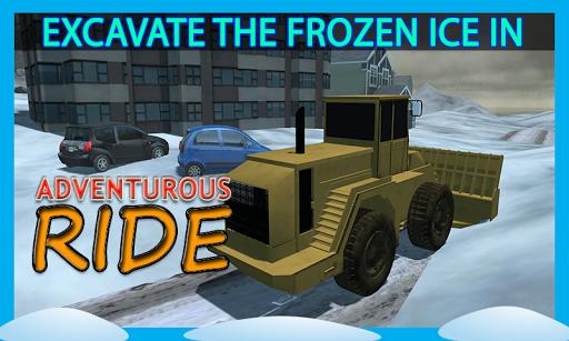 雪犁车模拟器 玩模擬App免費 玩APPs