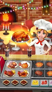 Top Cooking Chef MOD Apk 11.1.3977 (Unlimited Money) 5