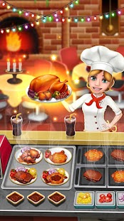 Kitchen Queen - Cooking Mania- screenshot thumbnail
