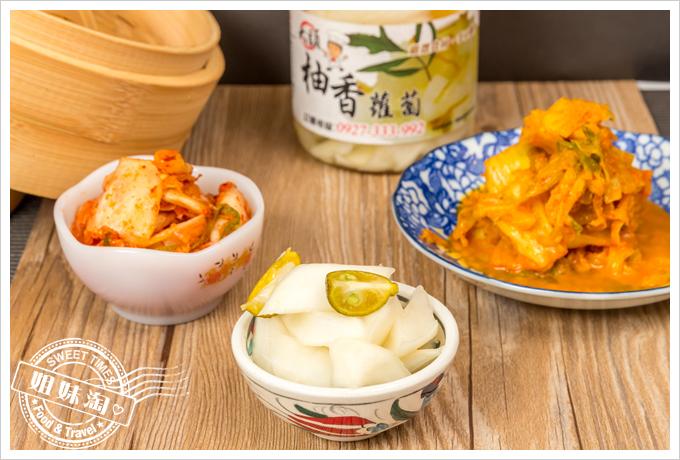 大頭韓式泡菜柚香蘿蔔2
