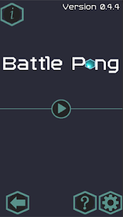 Battle Pong (Unreleased)- screenshot thumbnail