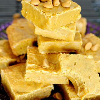 Fudgy Butterscotch Brownies
