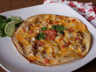 Grilled Chicken Pizza Recipe