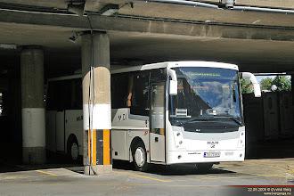 Photo: C#: TV 75583 ved Oslo bussterminal. 22.08.2009. Charterbussen Akershus & Oslo - Tom Kogstad, Gjerdrum.