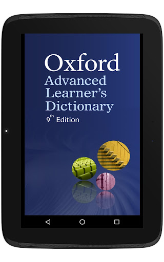 Oxford Advanced Learneru2019s Dictionary, 9th ed. 2015 Screenshots 4