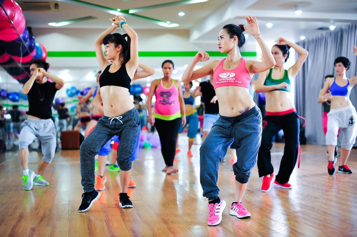 Zumba Dance Workout Routines Screenshot