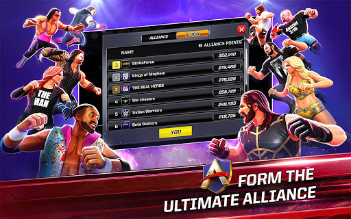 WWE Mayhem - screenshot