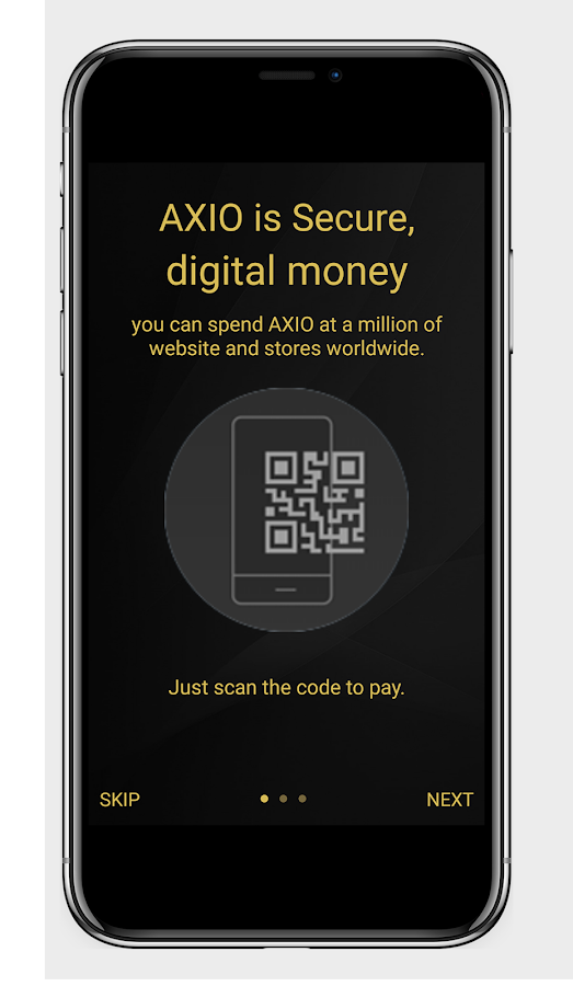 AXIO- screenshot