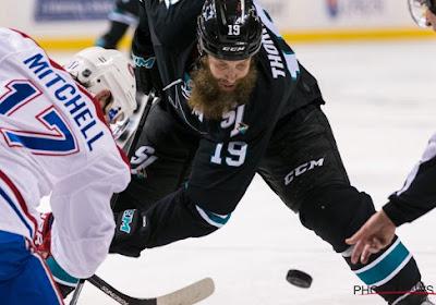 NHL : Les San José Sharks se qualifient pour la finale à l'Ouest