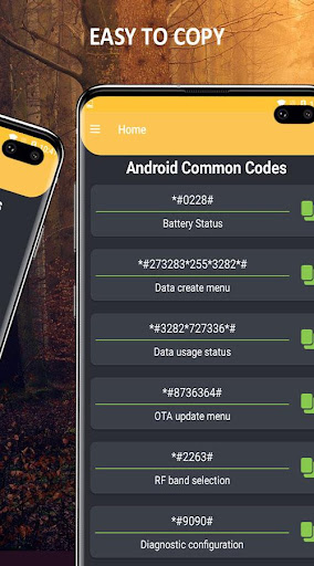 All Mobile Secret Codes screenshot 4