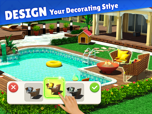 Home Design : Caribbean Life apkpoly screenshots 18