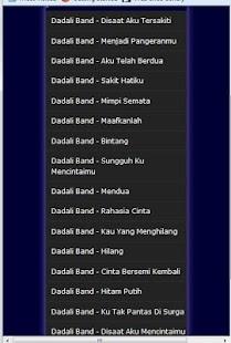 Lagu Dadali Band Terlengkap - náhled