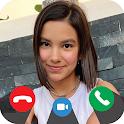 Ana Emilia Fake Call Video Prank icon
