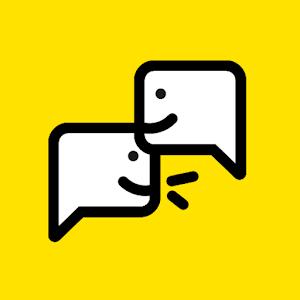 KK Live chat Random chat stranger chat say hi now 1.7.5 by TENTACLE logo