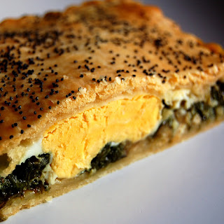 Spinach Egg Pie Recipes