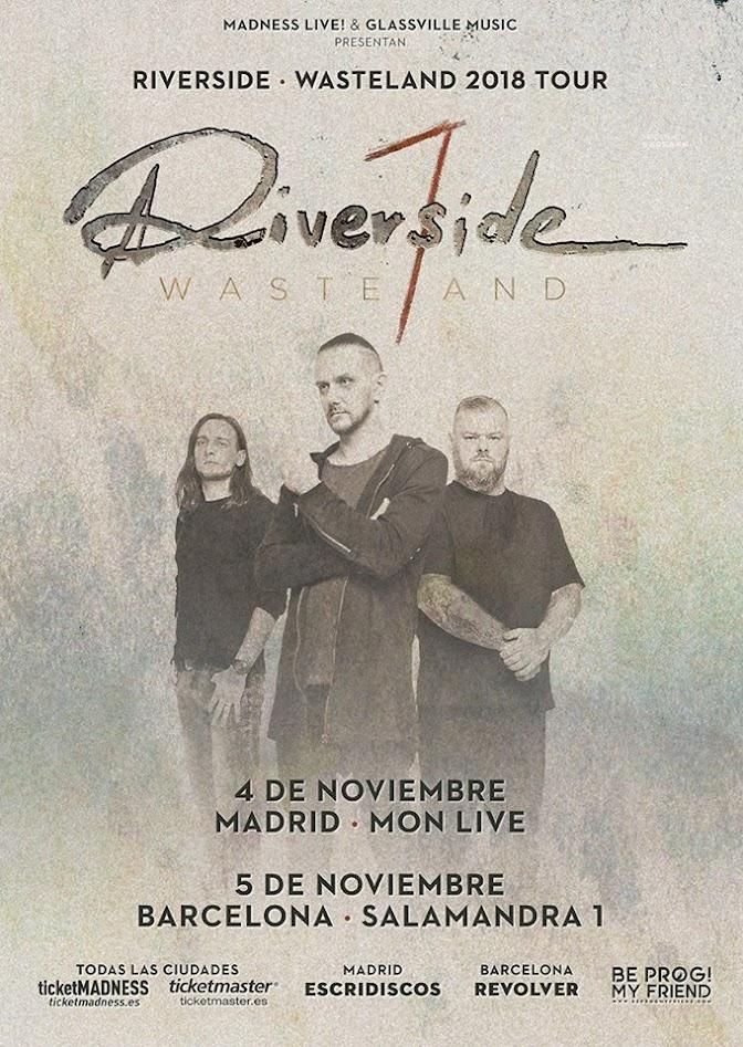 Riverside espana 2018