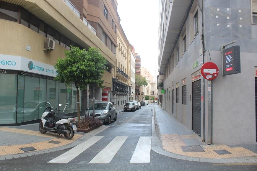 Calle Arapiles.
