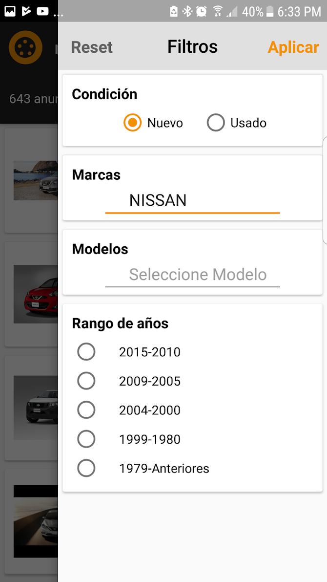 Neoauto Lite - Venta de autos Android 3