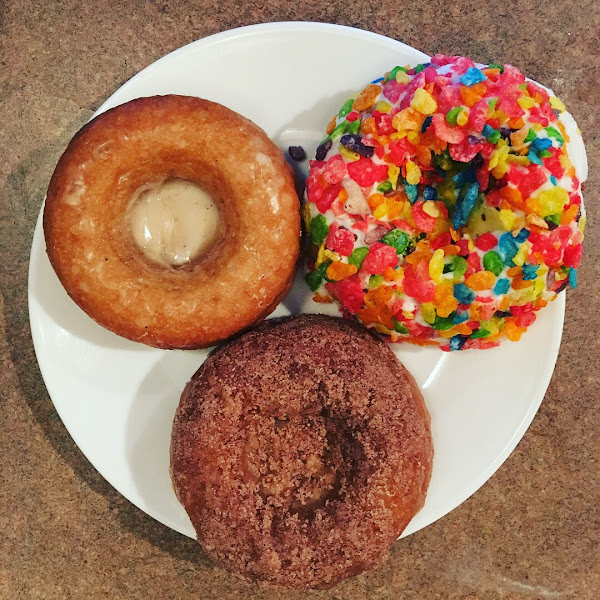 Photo from Glazed Doughnut Shop