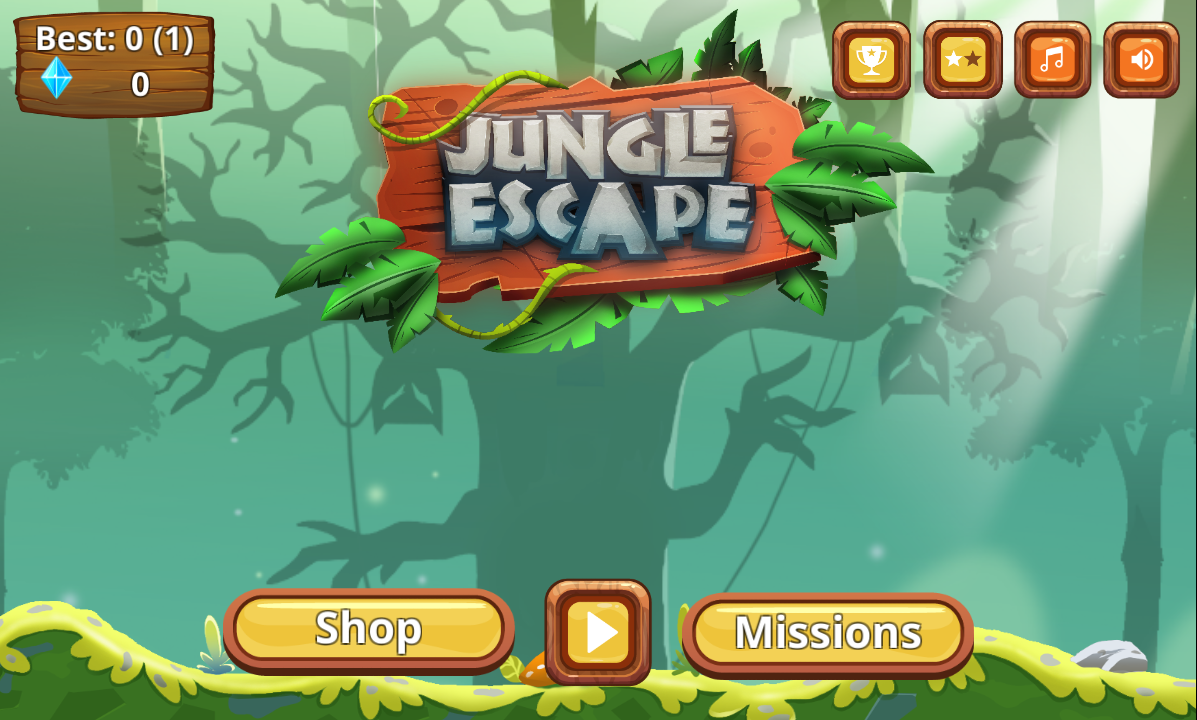 Jungle Escape- screenshot