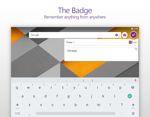 OneNote app (apk) free download for Android/PC/Windows screenshot