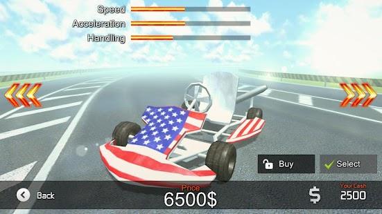 Go Kart Drift Racing - náhled
