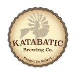 Logo of Katabatic Dark Rapids Black IPA